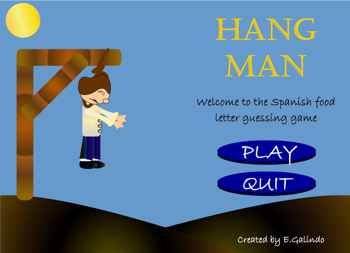 language learning flash game