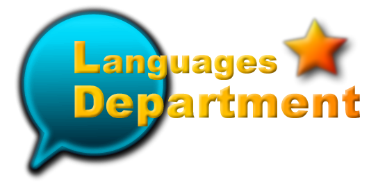 logo for the language department